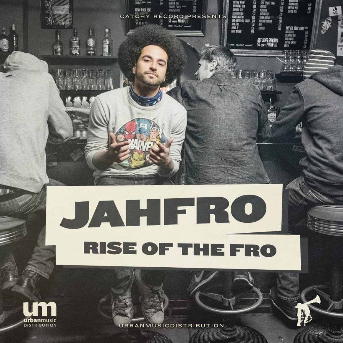 New Release: Jahfro – Rise Of The Fro – EP (Catchy Record)