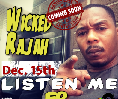 Triple L Records announces new EP by Wicked Rajah