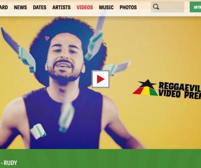 """Music Video: """"Jahfro – Rudy"""" auf Reggaeville"""