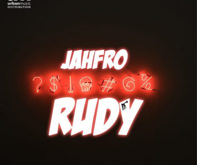 "Music News: Jahfro releast neue Single ""Rudy"" am 23.11.2018"